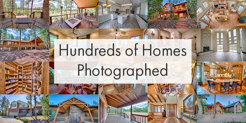Hundreds of homes photographed
